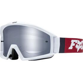 Fox Main Cota Mirrored Goggle cardinal